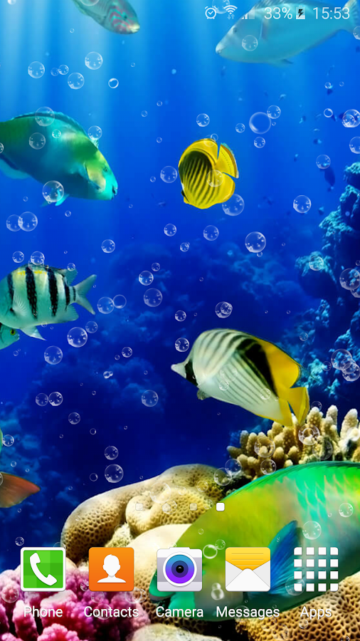 aquarium live wallpaper android apps on google play. Black Bedroom Furniture Sets. Home Design Ideas