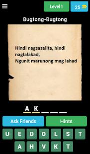 Mga Bugtong - náhled
