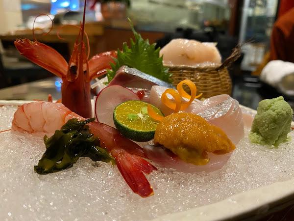 美食|台北|信義|心月懷石。無菜單日本料理  #尼克島