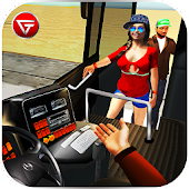 Bus Simulator 2018-Free Game