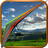 Real Hang Gliding-Ultimate Sky Diving Stunt 2017