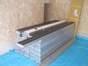 Photo: 組立てる順番にパネルをまとめて置いておくhttp://www.pianoya.net/pianoya_406.htm