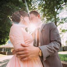 Wedding photographer Viktoriya Lizan (vikysya1008). Photo of 05.06.2016