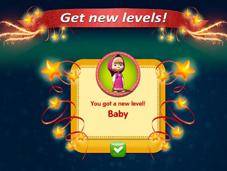 Masha and the Bear: Kids Games 1.04.1507151137 screenshot 1317