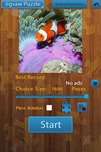 Sea Life Jigsaw Puzzles- screenshot thumbnail
