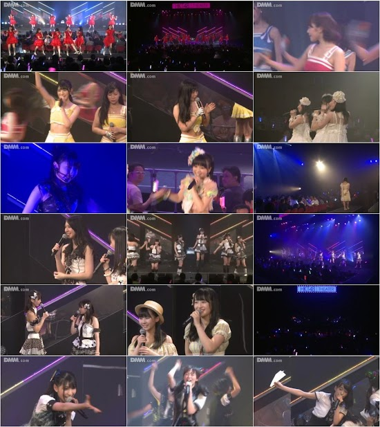 (LIVE)(公演) HKT48 チームH「シアターの女神」公演 初日 160503