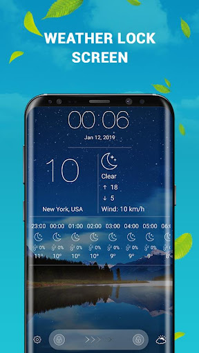 توقعات الطقس 2019 screenshot 5