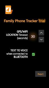 Family Phone Tracker screenshot