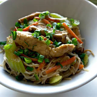 Chicken Chow Mein - the real deal!.