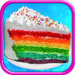 Cake Maker Cooking Games FREE Icon