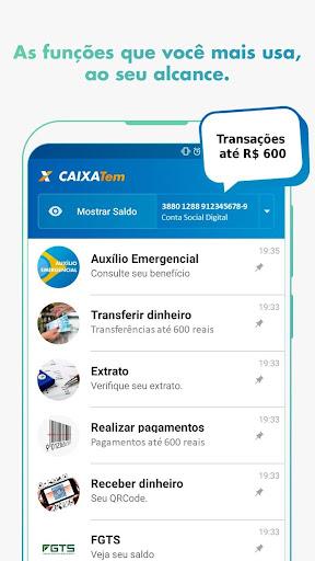 CAIXA Tem screenshot 2