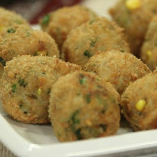 Cheesy Noodle Kababs by Shireen Anwar