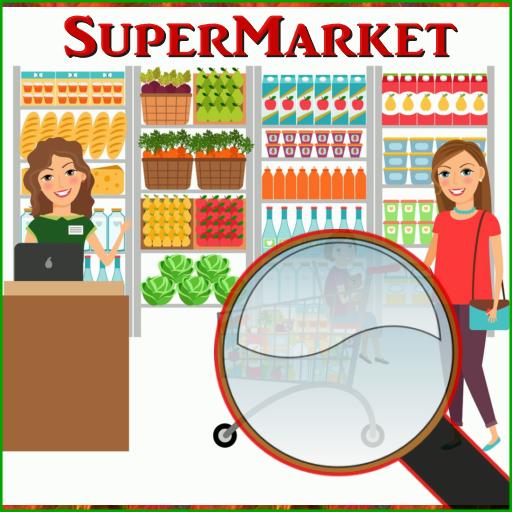 Hidden Scerets - Grocery Store 解謎 App LOGO-APP開箱王