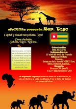 Photo: Un país de África: Togo