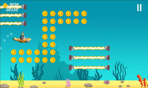 Submarine Sonic