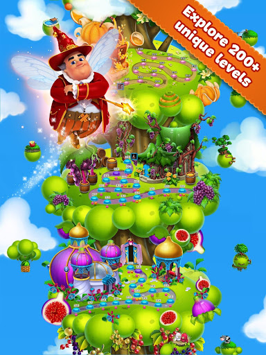 Fruit Land u2013 match3 adventure  screenshots 14