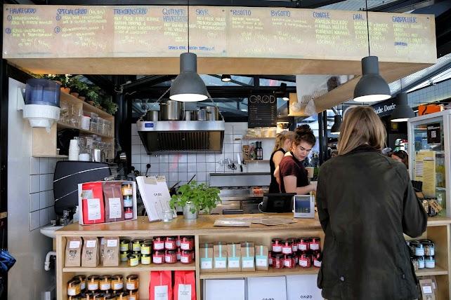 Kopenhaga, jedzenie