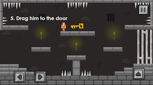 Escaping Noob vs Hacker: one level of Jailbreak 5.0.0.0 screenshots 6
