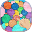 Color Bubbles Livewallpaper icon