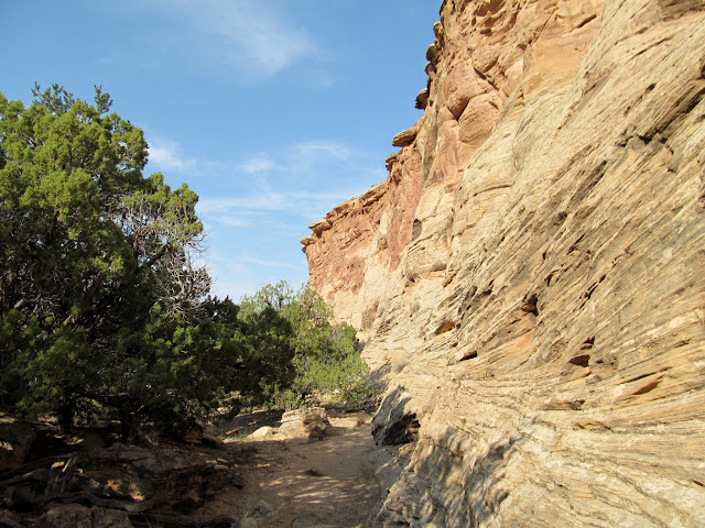 Good Water side canyon