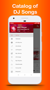 DJ Songs Mp3 Player – Download & Listening Free App Download For Android 1