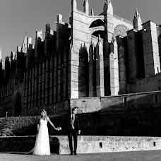 Wedding photographer David Gonzálvez (davidgonzalvez). Photo of 19.12.2018