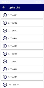 Download Espoir 2000 Songs & Lyrics For PC Windows and Mac apk screenshot 3