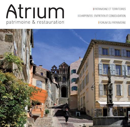 magazine atrium