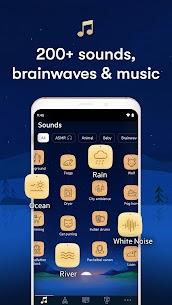 Relax Melodies: Sleep Sounds Mod 11.2.2 Apk [Unlocked] 3