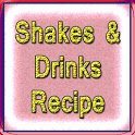 Shakes and Drinks Recipe icon
