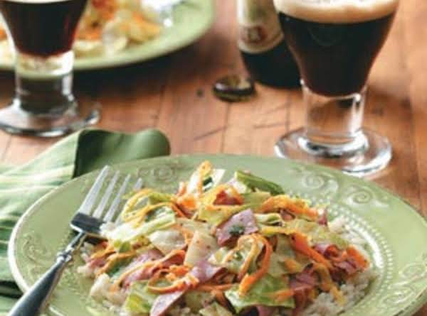 Corn Beef Stir Fry Recipe