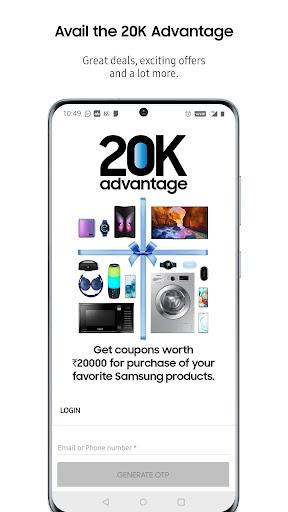 Samsung Shop screenshots 3