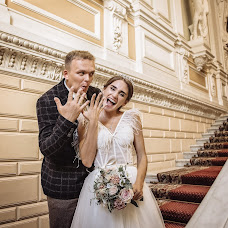 Wedding photographer Kseniya Chistyakova (kseniyachis). Photo of 17.03.2019