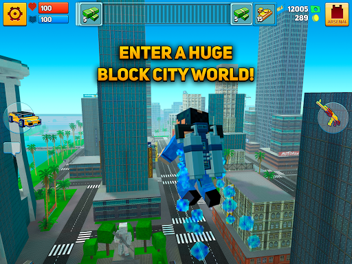Block City Wars: Pixel Shooter with Battle Royale 7.0.6 DreamHackers 6
