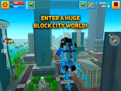 Block City Wars + skins export
