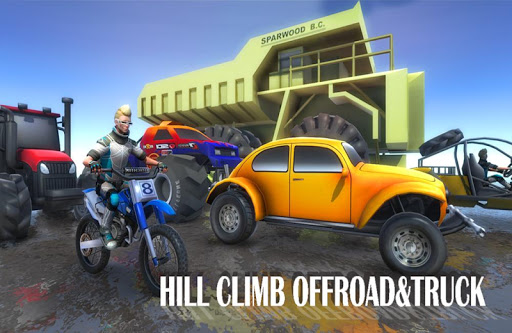Uphill Climb Racer