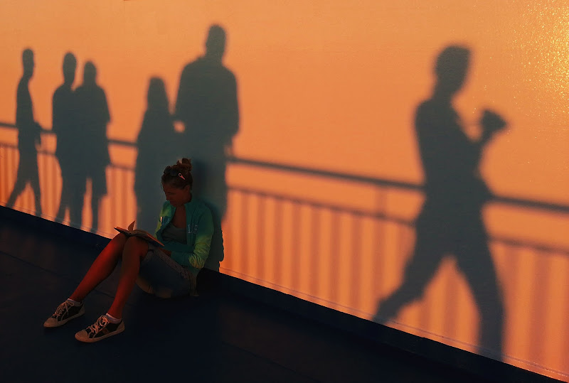 All'ombra delle ombre... di rik
