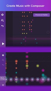 Magic Piano by Smule Screenshot