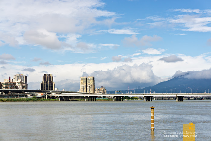 Taipei Day Tour DIY Dadaongcheng Wharf