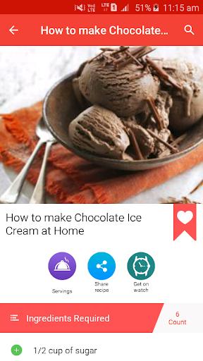 Chocolate Recipes 25.7.5 screenshots 7