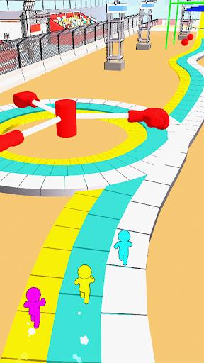 Stickman Race 3D apktram screenshots 1