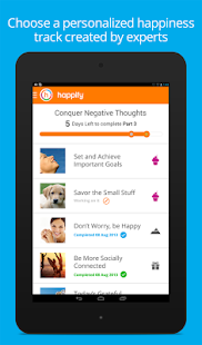 Happify- screenshot thumbnail