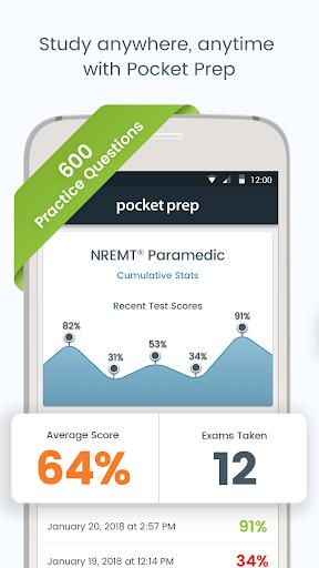 Paramedic Pocket Prep screenshot for Android