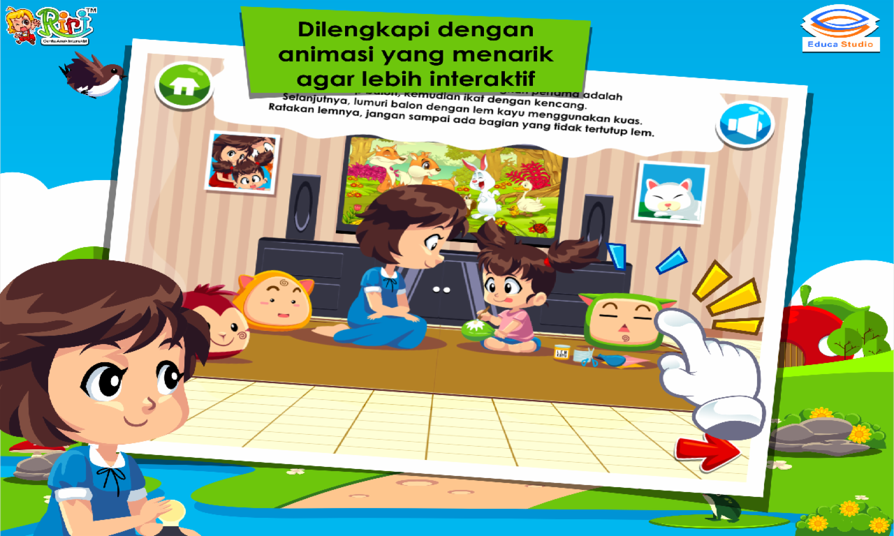 Cerita Anak Lampu Hiasku Android Apps On Google Play
