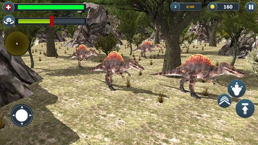 Dinosaur Simulator Free apkpoly screenshots 10