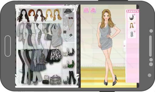 無料教育Appのジャニス楽しいドレスアップ。|記事Game