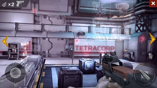 Black Battlefield Ops: Gunship Sniper Shooting 1.1.3 screenshots 1