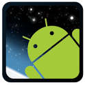 Droid in Space Live Wallpaper icon