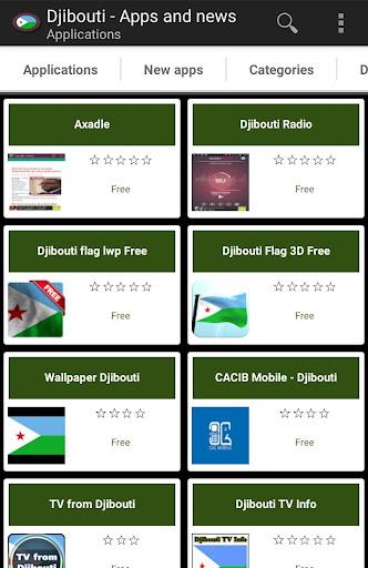Djiboutian apps