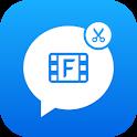 Video Splitter for Messenger icon